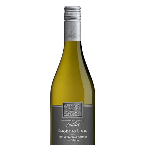 Smoking Loon 'Steelbird' Unoaked Chardonnay